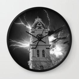 Malvern Town Hall Clock Tower, Australia Wall Clock