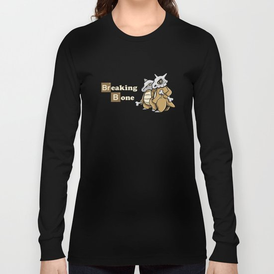 Breaking Bone Long Sleeve T-shirt