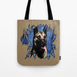 Belgian shepherd - Malinois Tote Bag