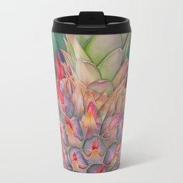 Ornamental Pineapple Travel Mug