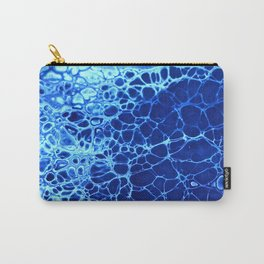 Cells - Sapphire Carry-All Pouch