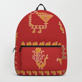 Ancient Hieroglyphs Backpack