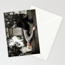 Cemetery Musings Stationery Cards