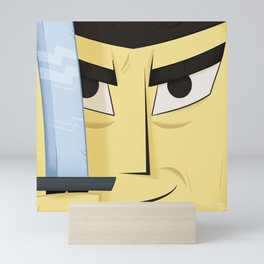 Samurai Jack Mini Art Print