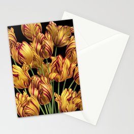 Royal Sovereign Tulips bouquet. Stationery Cards
