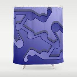 1008 Infight Shower Curtain