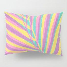 Bright Tropical Palm Pillow Sham