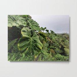 Jungle Metal Print