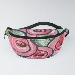 Roses for my Valentine Fanny Pack