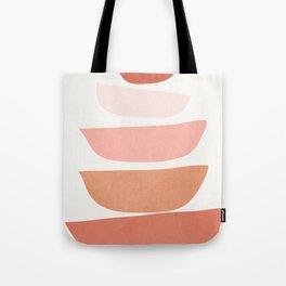 Abstract Minimal Shapes IV Tote Bag