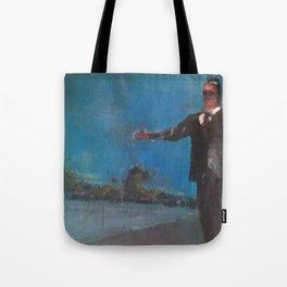 Hitch Hiker #1 Tote Bag