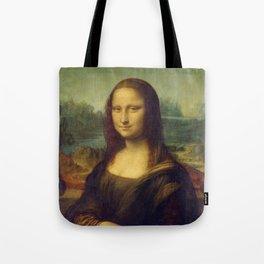 Classic Art - Mona Lisa - Leonardo da Vinci Tote Bag