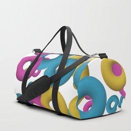 minimalist Fruity loops! Duffle Bag