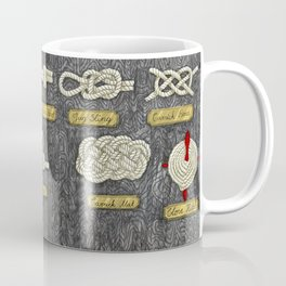 Seaman knots Coffee Mug
