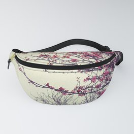 Cherry Blossom Fanny Pack