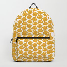 Gold Crown Lynn Swans Backpack