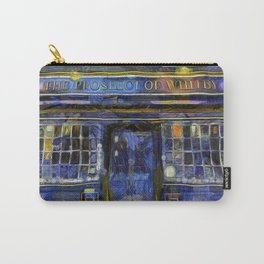 The Prospect Of Whitby Pub Art Carry-All Pouch