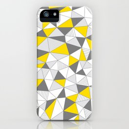 pattern-T iPhone Case
