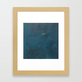 ifs real Framed Art Print