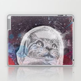 Space_Cat Laptop & iPad Skin