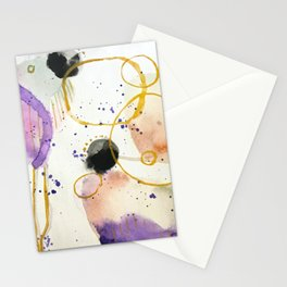 A Little Abstract Stationery Cards