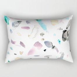 Terrazzo Style Rectangular Pillow