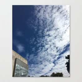 Workday Canvas Print