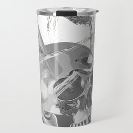 Silver Reflections Travel Mug