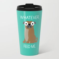 The Pugly Truth Travel Mug