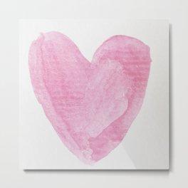 Love pink 2 Metal Print