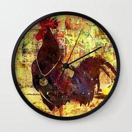 King C Wall Clock