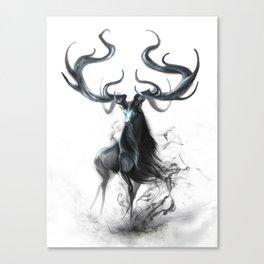 The Woe Canvas Print