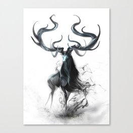 The Woe Canvas Print