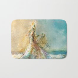 Shell Maiden Bath Mat