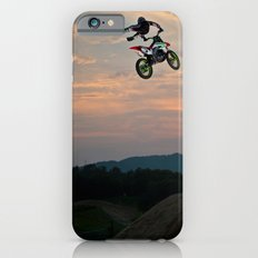 Yuuya Takano Flying at Sunset, FMX Japan iPhone 6s Slim Case