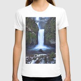 Multnomah Waterfall T-shirt