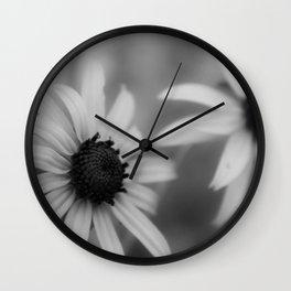 Black eyed susan 01 Wall Clock