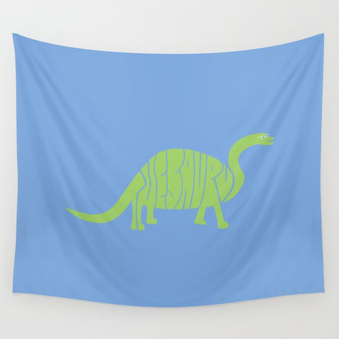 Thesaurus Wall Tapestry