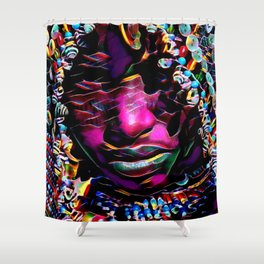 Lineage Shower Curtain