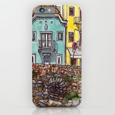 Buarcos Buildings, Portugal Slim Case iPhone 6s