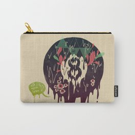 Bad Omen Carry-All Pouch