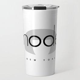Edna Mode NEW YORK Travel Mug