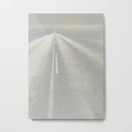 On The Road (The Complete Book) Metal Print