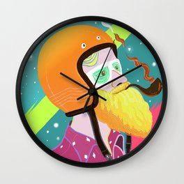 Barbagialla Wall Clock