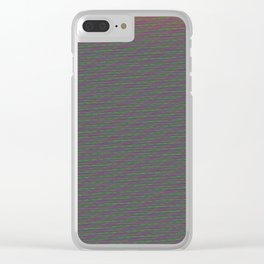 Theta 8.0Hz Clear iPhone Case