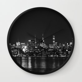 newyork01 Wall Clock