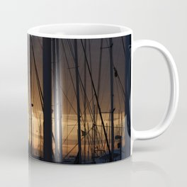 Kalamaki sunset Coffee Mug