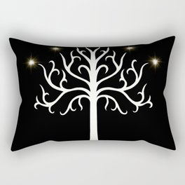 The White Tree of G Rectangular Pillow