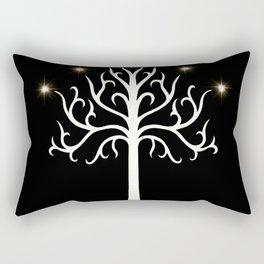 The White Tree of G Rectangular Pillow
