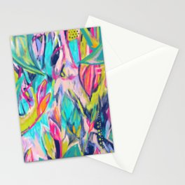 Jungle Jewels Stationery Cards